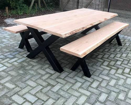 Verschillende tafels
